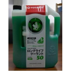 Антифриз TOTACHI Long Life Coolant (- 37 гр. С зеленый) 4л